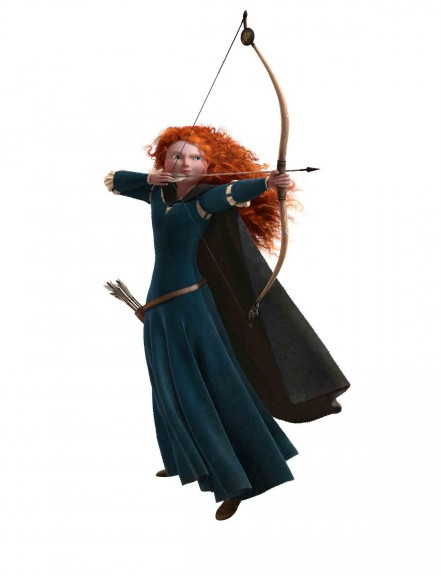 Rebelle Disney Merida
