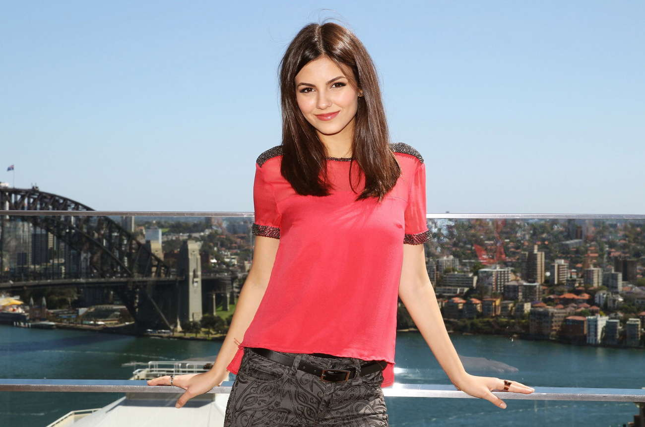 Victoria Justice hot photoshoot 2012