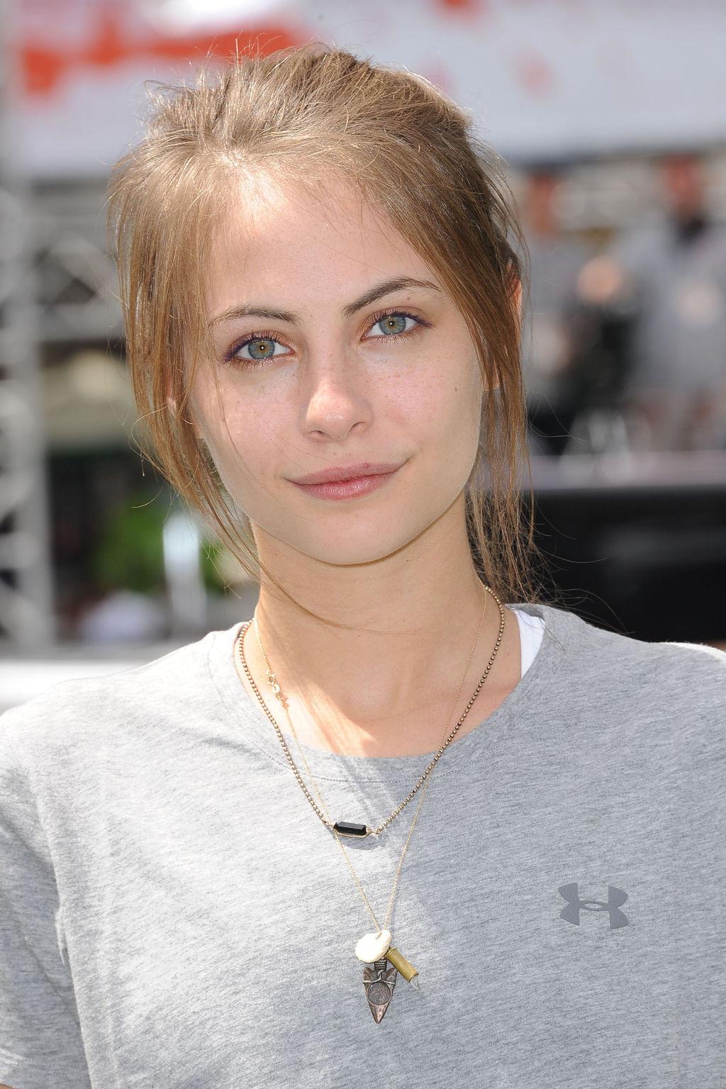 Willa Holland yeux magnifiques
