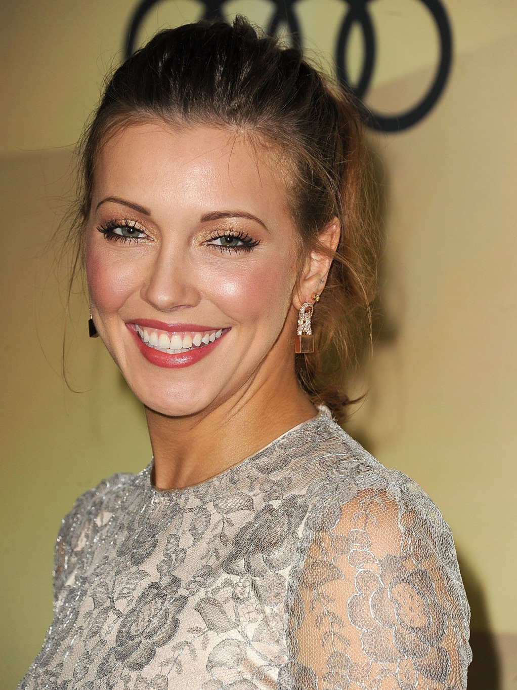 Katie Cassidy maquillage 2013