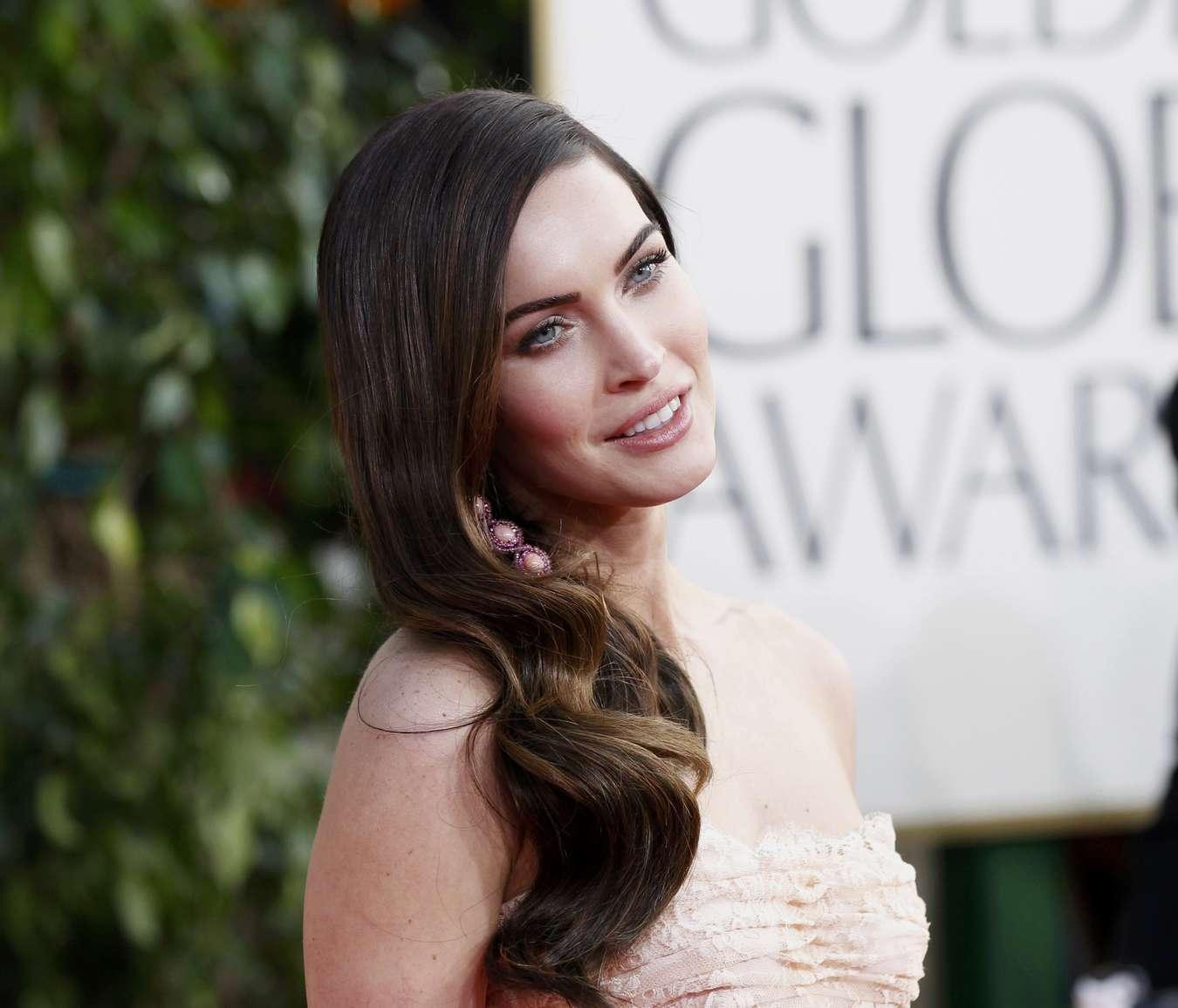 Megan Fox face Golden Globes 2013