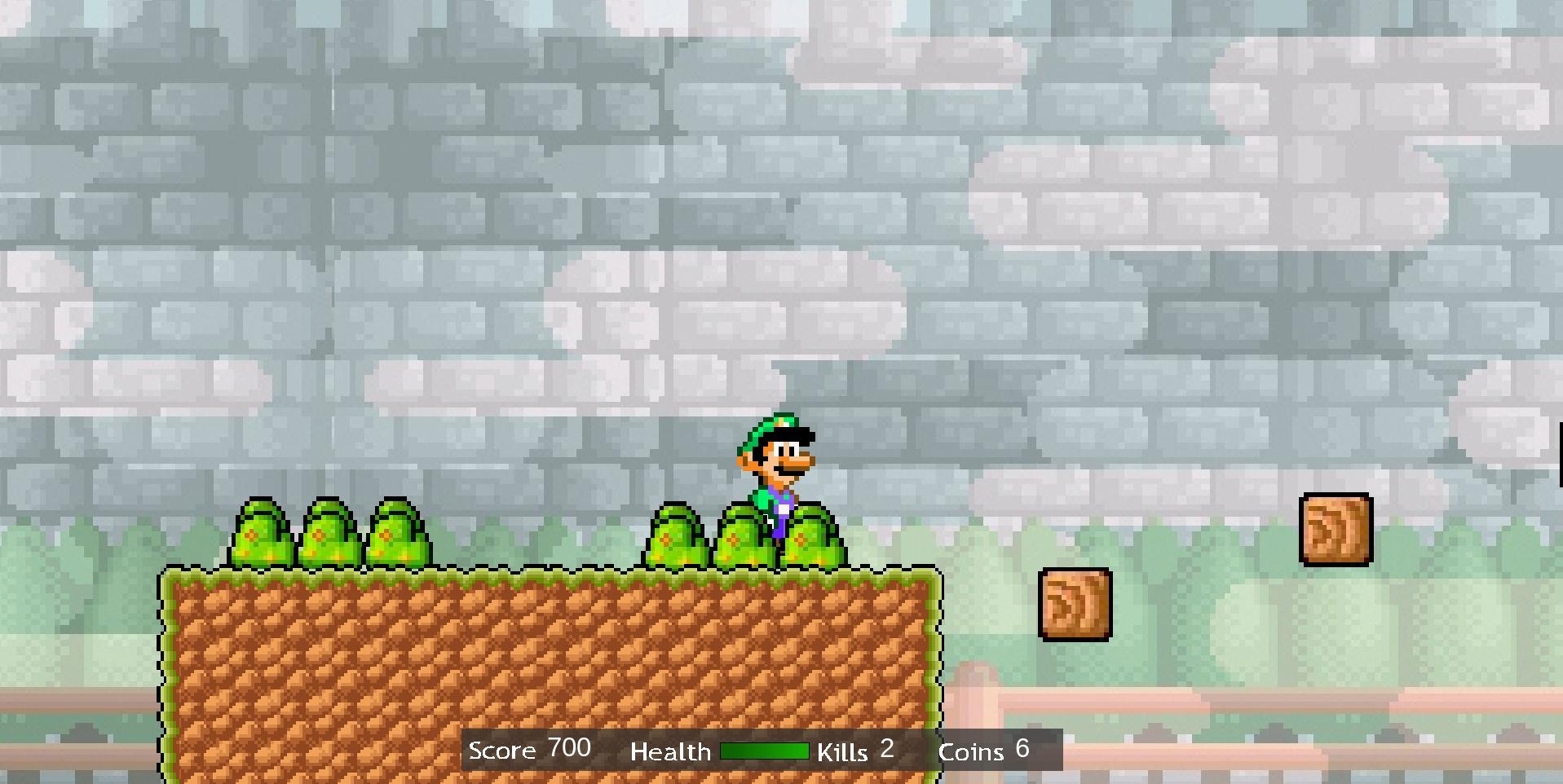 Vengeance de Luigi