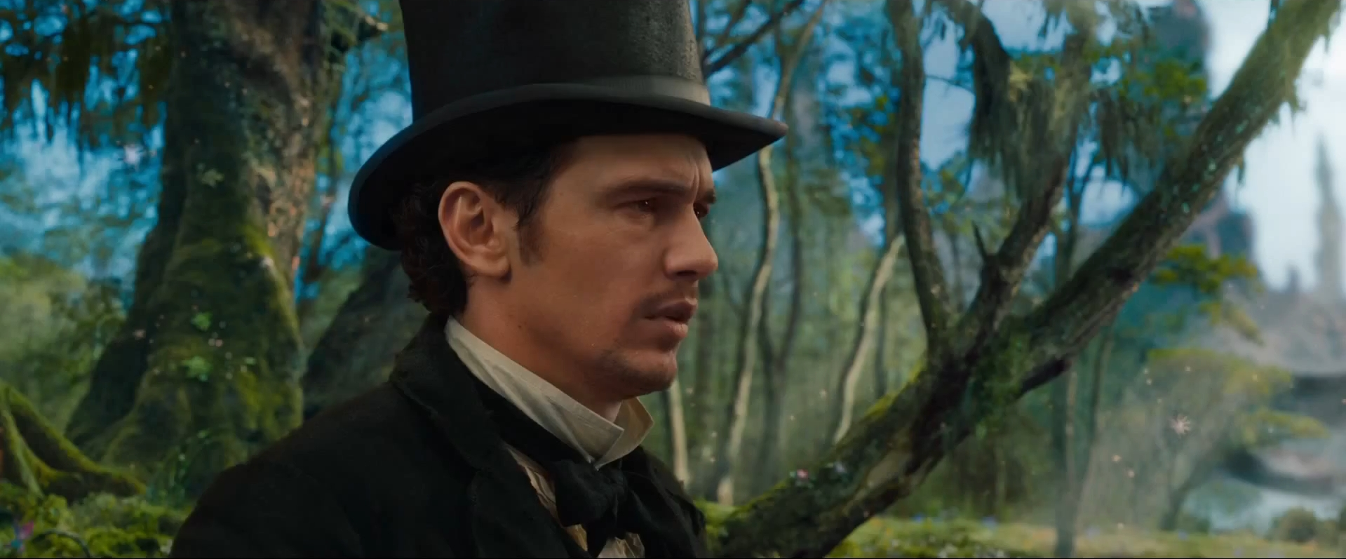 James Franco le magicien d'oz