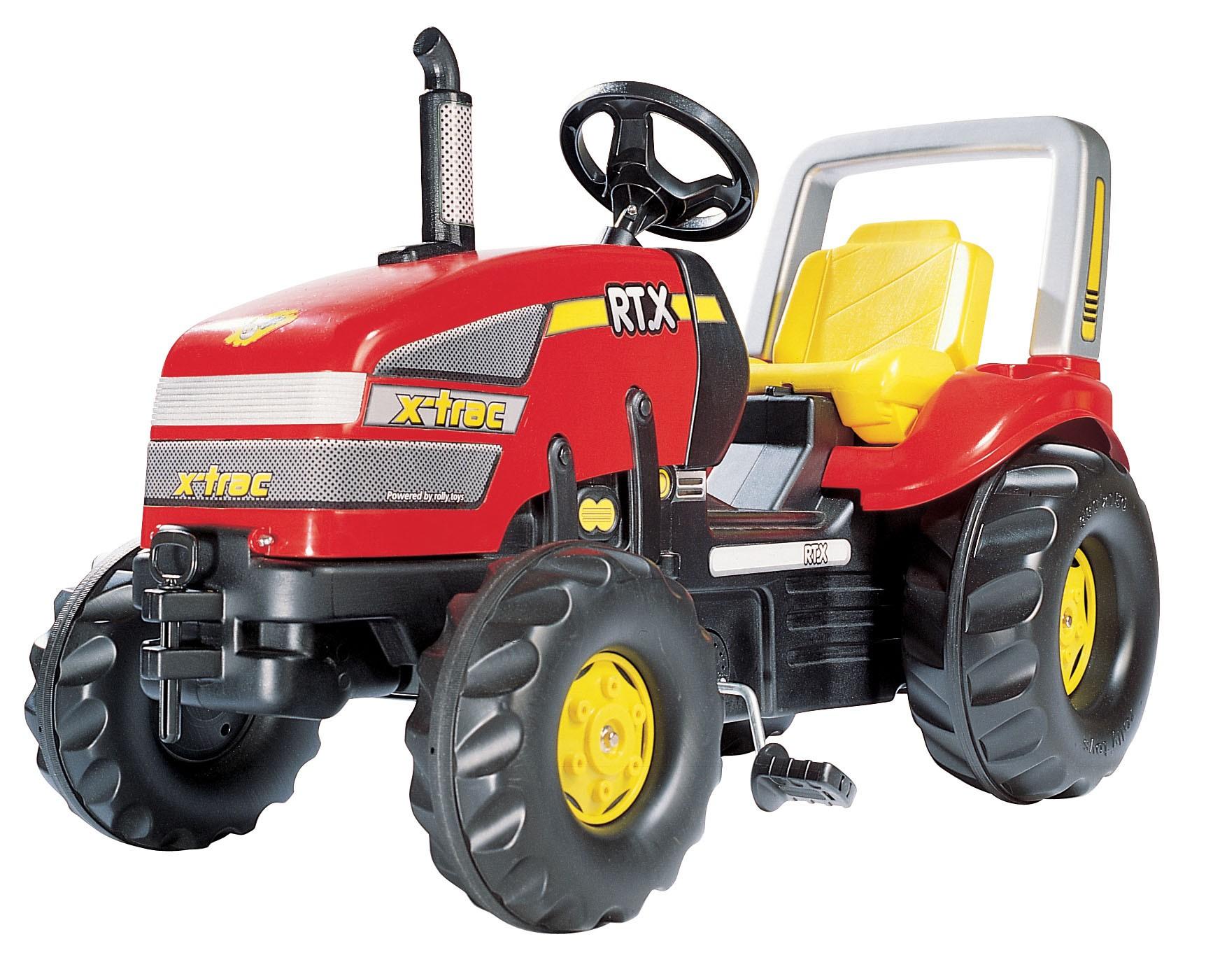Frais Image A Colorier De Tracteur