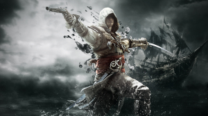 Assassin's Creed 4 Black Flag Wallpaper