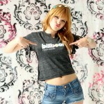 Bella Thorne tenue hot Billboard