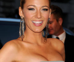 Blake Lively rire 2013