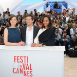 Marion Cotillard et Zoe Saldana photo Cannes 2013
