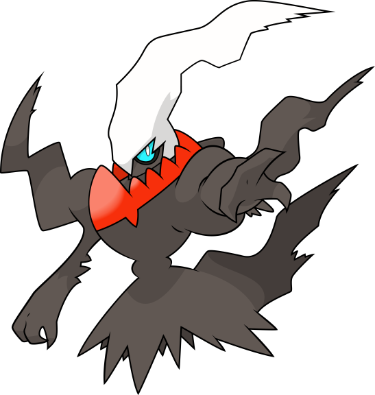 Darkrai Pokemon legendaire