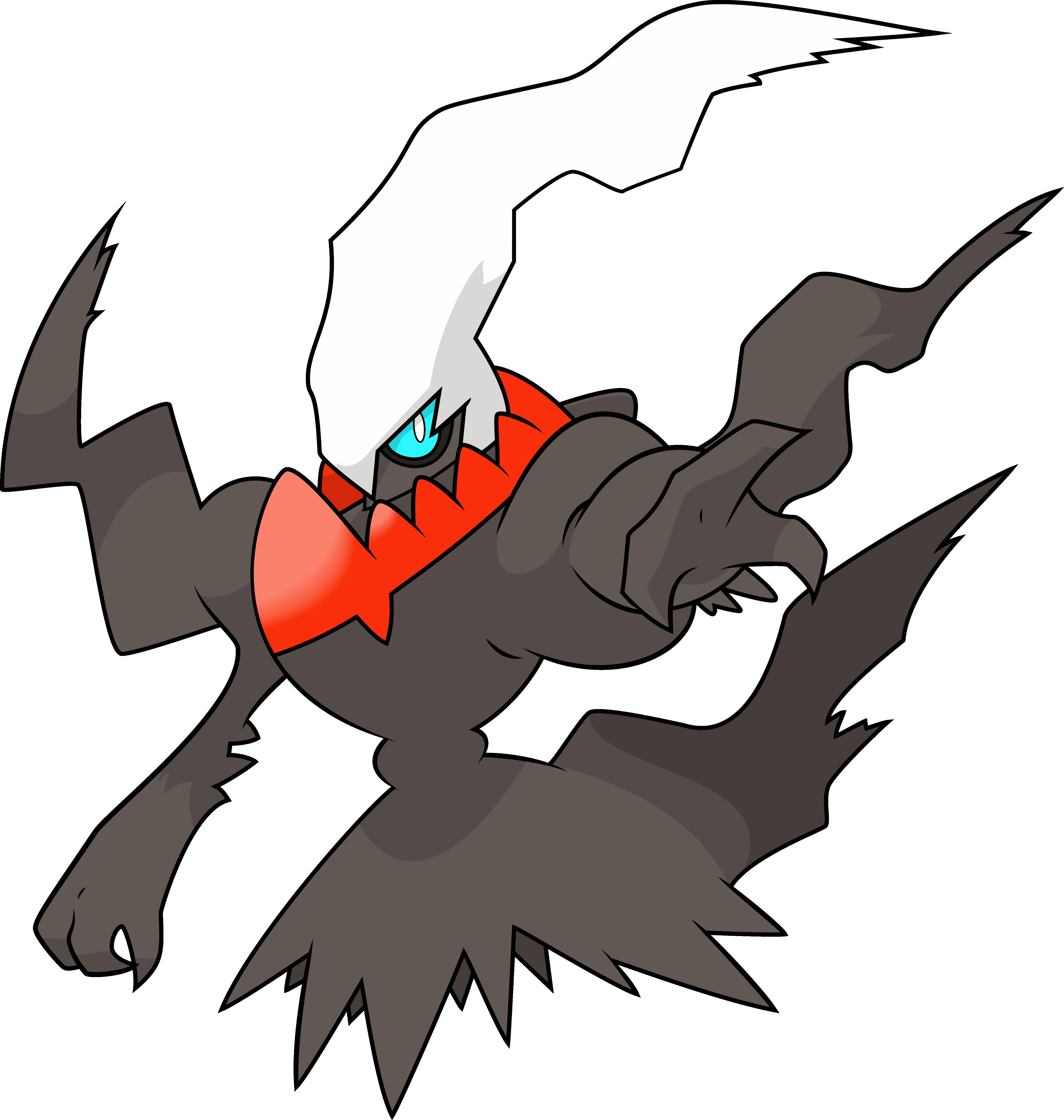 Darkrai pokemon legendaire - Pokemon legendaire ...