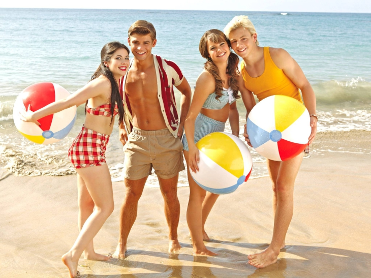 Les acteurs de Teen Beach Movie