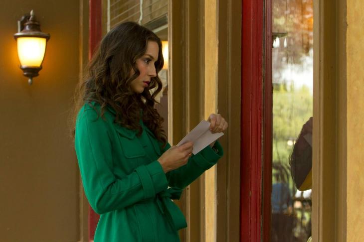Pretty Little Liars saison 4 episode 6