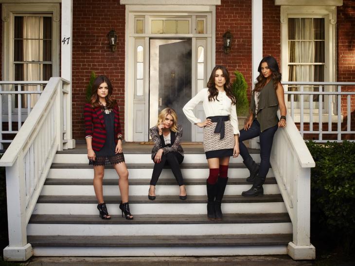 Saison 4 Pretty Little Liars