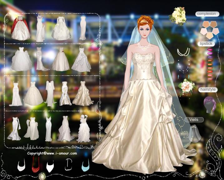 Barbie robe de mariage