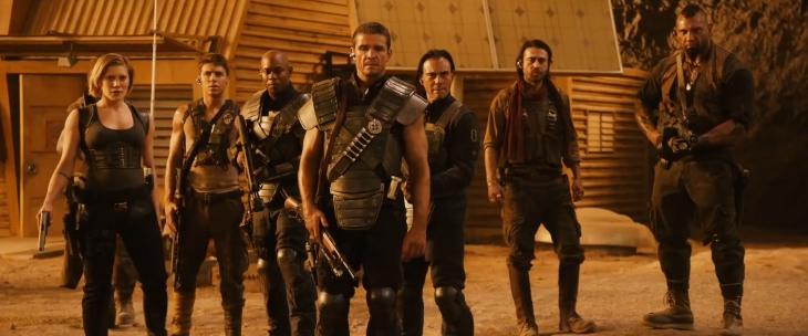 Chasseur de primes Riddick