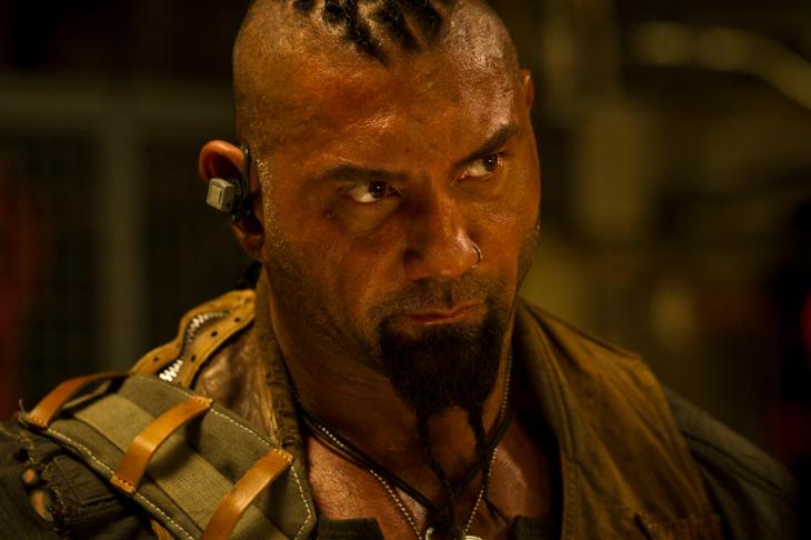 David Bautista dans Riddick