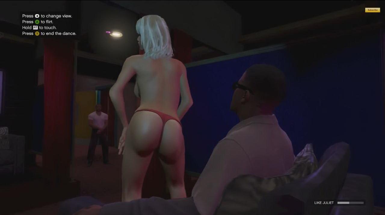 Grand Theft Auto 5 - Strip Club - XVIDEOSCOM