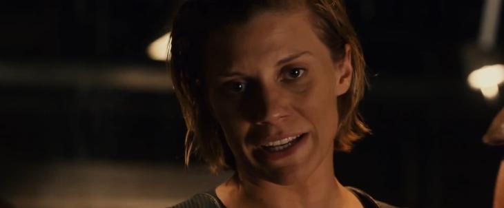 Katee Sackhoff dans Riddick