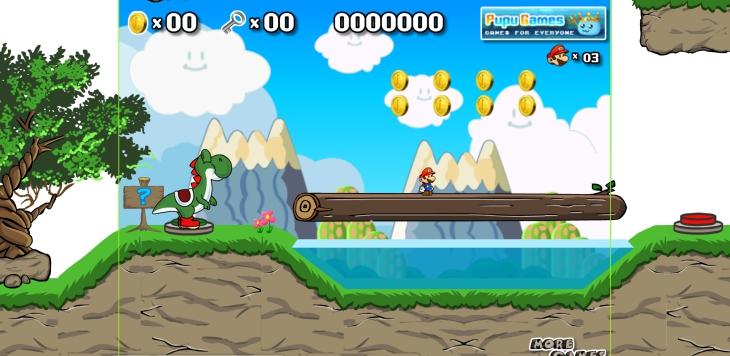 Mario et Yoshi à l'aventure