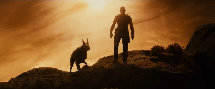 Riddick film 2013