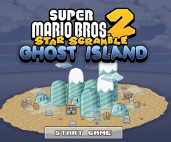Super Mario Bros 2 Ghost Island