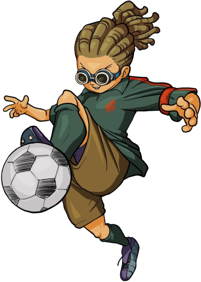 Jude Sharp Inazuma
