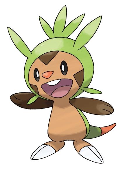 Marisson Pokemon x et y