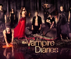 The Vampire Diaires Wallpaper 2013