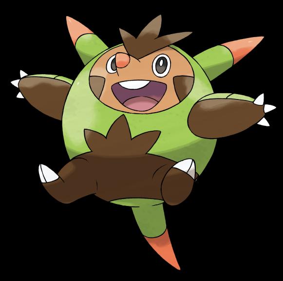 Boguerisse Pokemon