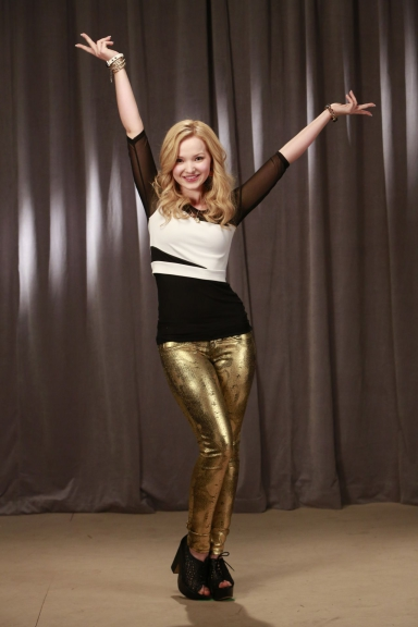 Dove Cameron promo de Liv and Maddie