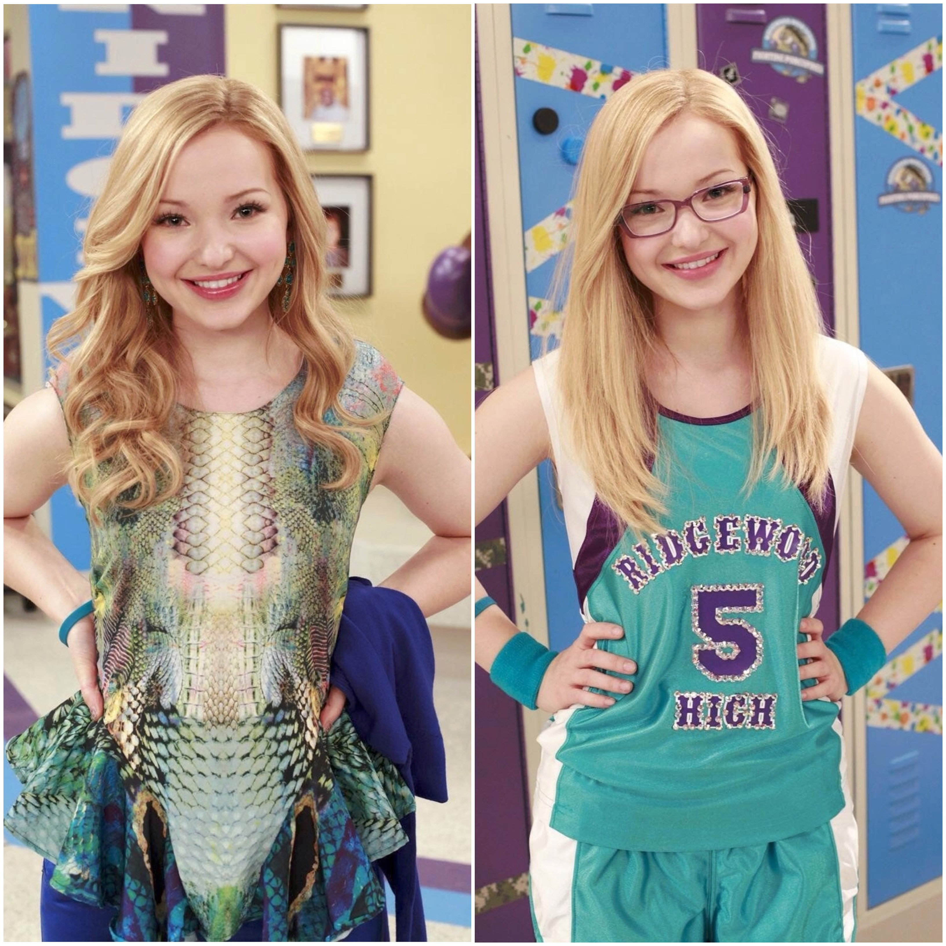 Dove Cameron – LIV AND MADDIE Promo Photoshoot 2013