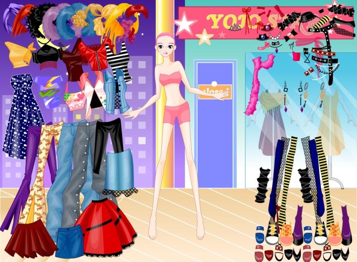 Barbie à habiller