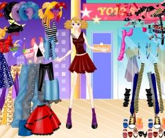 Barbie habillage jeu