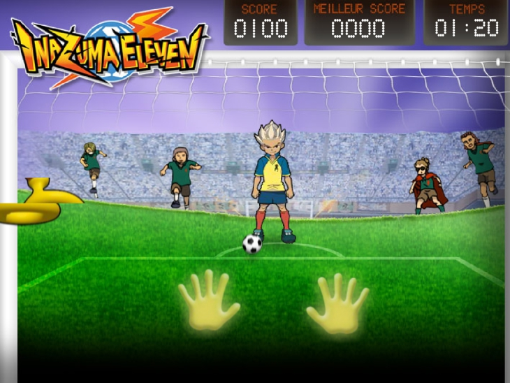 Inazuma Eleven flash