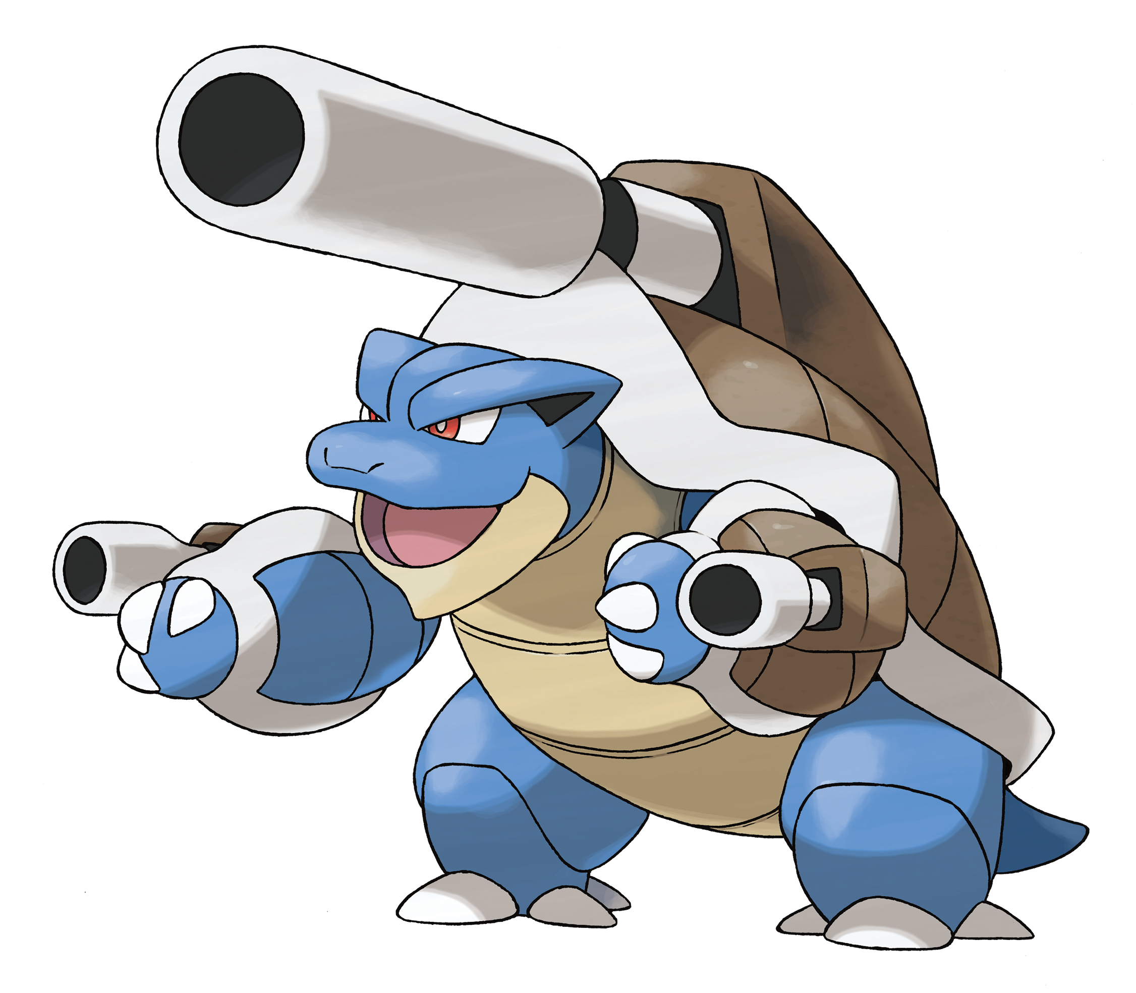 Mega tortank pokemon - Pokemon tortank mega evolution ...