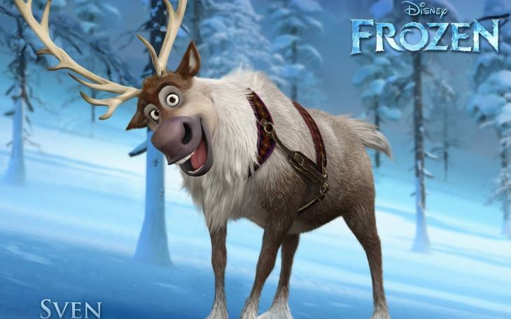 Sven le renne