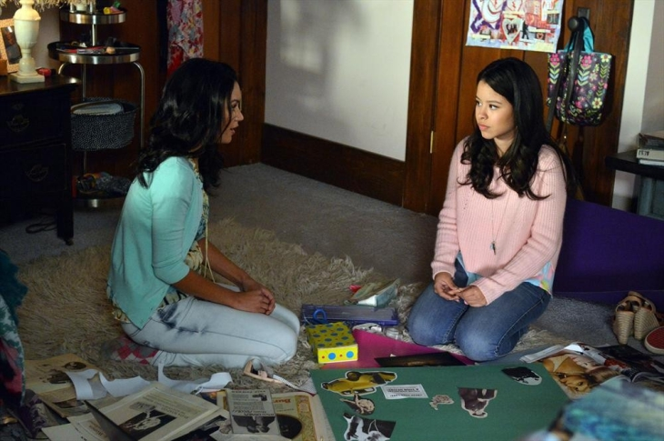 The Fosters Lexi et Mariana