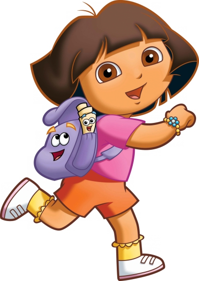 Dora dessin