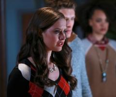 Olivia pleure Ravenswood