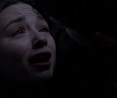 Allison est mourante