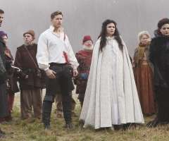 Once Upon a Time personnages saison 3