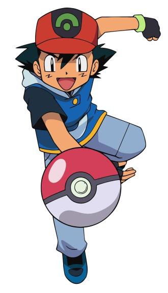 Sacha Pokemon