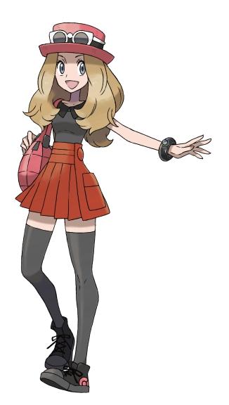 Serena Pokemon