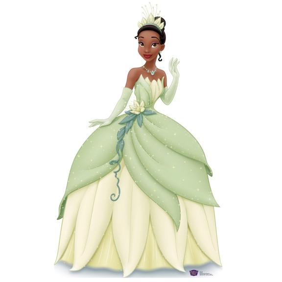 Tiana princesse Disney