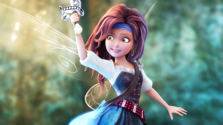 Zarina fée pirate