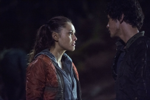 Bellamy et Raven