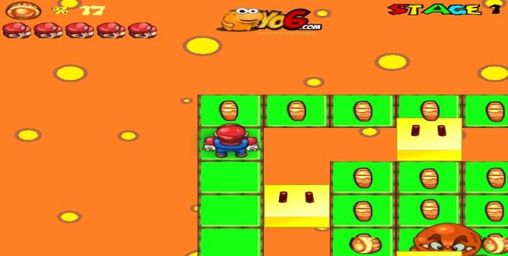 Mario labyrinthe