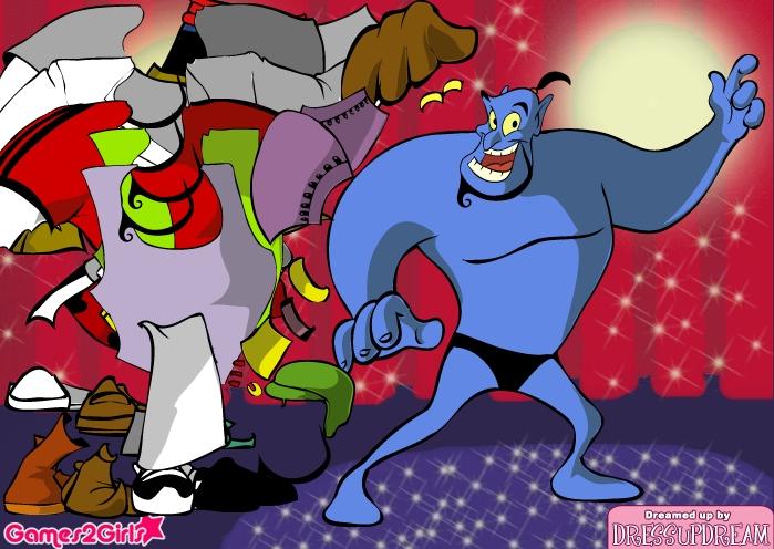 Genie Aladdin nu