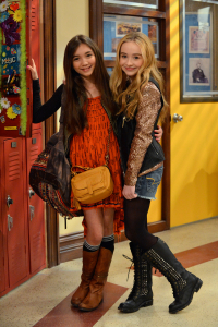 Rowan Blanchard Sabrina Carpenter