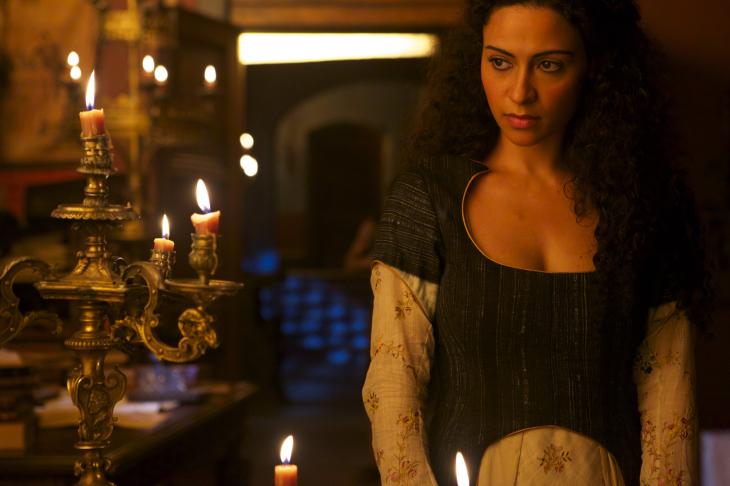 Yasmine Al Masri dans Crossbones